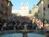 104 - Spanish Steps in Rome