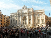 97 - Trevi Fountain in Rome