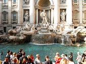 98 - Trevi Fountain in Rome