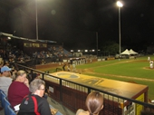 10 - Brisbane Bandits game at Holloway Field Newmarket (current ground)