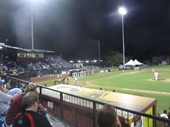 11 - Brisbane Bandits game at Holloway Field Newmarket (current ground)