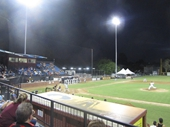 12 - Brisbane Bandits game at Holloway Field Newmarket (current ground)