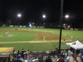 14 - Brisbane Bandits game at Holloway Field Newmarket (current ground)