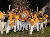 1 - Brisbane Bandits win 2015-16 ABL Claxton Shield