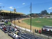 3 - Brisbane Bandits game at Ekka (old home ground)
