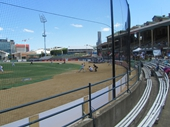 6 - Brisbane Bandits game at Ekka (old home ground)
