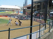 7 - Brisbane Bandits game at Ekka (old home ground)
