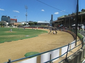 8 - Brisbane Bandits game at Ekka (old home ground)