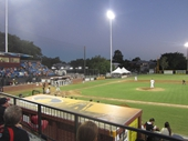 9 - Brisbane Bandits game at Holloway Field Newmarket (current ground)