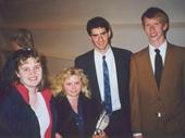 24 - Kellie, Jennifer Baughmann, Sam and David Beattie