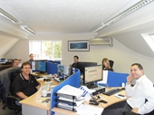 49 - Our support team at RxWorks in Thatcham