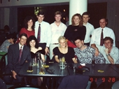 03 - Our old gang at Gold Coast feast in 1991