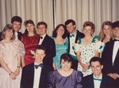 14 - Group photo at the 1992 Caboolture Ball