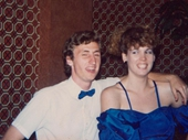16 - Enjoying myself with my 1989 Ball date Nedine Ogilvie