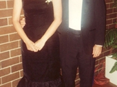 22 - Jenny and Darryl at Caboolture ball