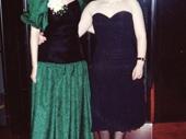 28 - Lina and Melinda at Melbourne Ball