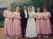 31 - Mark & Lina Mager's Bridal party