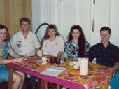 43 - Leah, Leigh, Carol & Mark