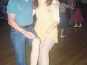 49 - Paul Laker and Marietta dancing in Toowoomba