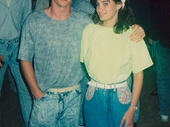 55 - Lisa and I at Gold Coast feast