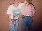 64 - Nikki Sawtell and I