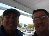 03 - 2015 Feast (Lake Taupo, NZ) - Scott and I