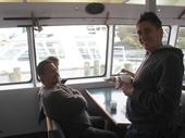 04 - 2015 Feast (Lake Taupo, NZ) Carl and Matt