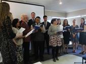06 - 2015 Feast (Lake Taupo, NZ) Feast choir
