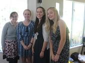 07 - 2015 Feast (Lake Taupo, NZ) Shana, Shannon, Sarah and Bree