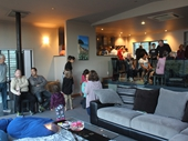 09 - 2015 Feast (Lake Taupo, NZ) Open House at Our Place