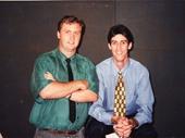 104 - 1998 Noosa Feast - Wayne Smith and I