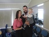 12 - 2015 Feast (Lake Taupo, NZ) Nat, Dan and Reuben