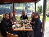 18 - 2014 Feast (Nelson NZ) Lunch at Vineyard