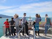 21 - 2014 Feast (Nelson, NZ) Boat Cruise