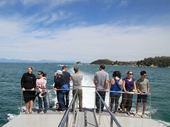 23 - 2014 Feast (Nelson, NZ) Boat Cruise
