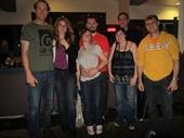 53 - 2010 Feast (Kawana Waters) Chris and Kelly, Nat and Dan, Nat and Tim and Mark