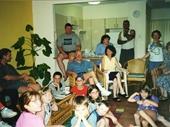 92 - Noosa Feast - A few of our local church families