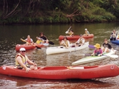 106 - Our UCG canoe trip at Karana Downs