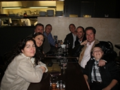 35 - Dinner with friends in Sydney
