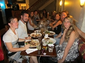 62 - Dinner with friends on Gold Coast