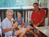 94 - Evan and his in-laws Jim and Margaret