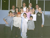 96 - Brisbane teenagers at UCG dance