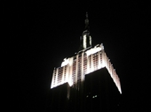 14 - Empire State Building at Night