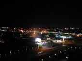 19 - Panama City Beach at night