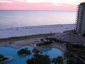 28 - Edgewater Resort at sunset
