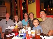 33 - 2007 Panama City Beach Feast - Dinner with friends