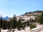 02 - Yosemite National Park (View from East to Half Dome)