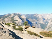 03 - Yosemite National Park (View from Glacier Point)