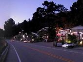 20 - Big Sur coastline at twilight