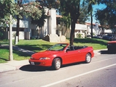 32 - My Red Convertible in San Diego